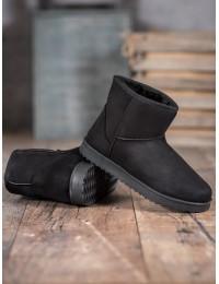 Klasikiniai UGG stiliaus juodi batai