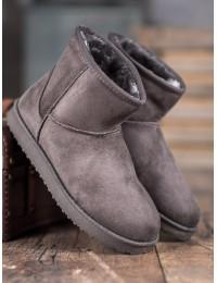 Klasikiniai UGG stiliaus pilki batai