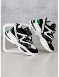 Madingi SNEAKERS modelio batai VICES - 8478-41B/W