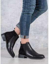 Klasikinio stiliaus aukštos kokybės batai su pašiltinimu - DBT968/19B