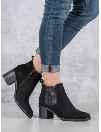 Klasikinio stiliaus aukštos kokybės batai su pašiltinimu - DBT1064/19B