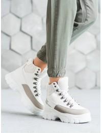 Išskirtiniai madingi aukštos kokybės batai su platforma - HE104W
