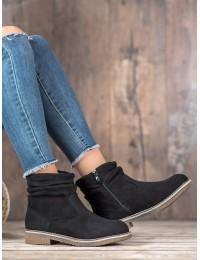Zomšiniai klasikinio stiliaus batai - W862B