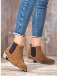 Natūralios verstos odos batai - HW-01BR