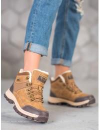 Šilti patogūs aukštos kokybės batai su avikailiu - BM98493KH