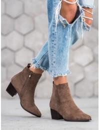 Visuomet stilingi zomšiniai batai - DBT922/19TA