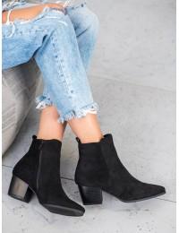 Visuomet stilingi zomšiniai batai - DBT922/19B
