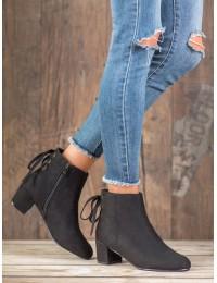 Juodos spalvos elegantiški batai