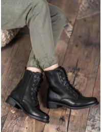 Patogūs klasikinio stiliaus suvarstomi batai