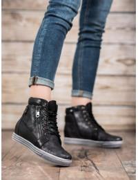 SNEAKERS modelio batai su platforma