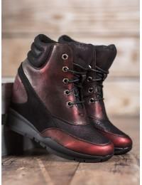 SNEAKERS modelio batai su platforma - 27132BO