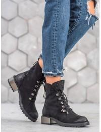 Madingi aukštos kokybės zomšiniai batai - GD-LJ-202B