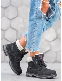 Aukštos kokybės šilti batai su avikailiu - BPM9262B