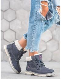 Aukštos kokybės šilti batai su avikailiu - BPM9262N