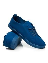 Mėlynos spalvos bateliai - 104L.BL