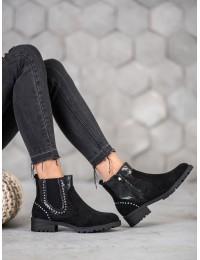 Išskirtiniai stilingi patogiai apnaumi batai - OM5325B