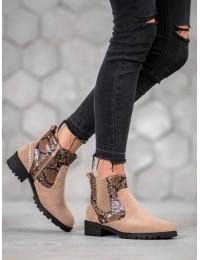 Išskirtiniai stilingi patogiai apnaumi batai - OM5325KH