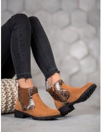 Išskirtiniai stilingi patogiai apnaumi batai - OM5325C