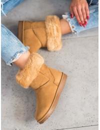 Ypač šilti patogūs žieminiai batai - B27C