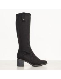 Elegantiški juodi klasikiniai ilgaauliai - DKZ1059/19B