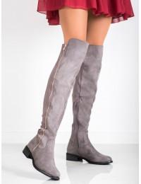Pilkos spalvos stilingi batai - DA01G