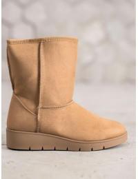 UGG stiliaus rusvi batai žiemai - K1838403NU