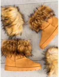 Šilti batai su kailiu - NB302C