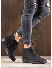 Patogūs juodi klasikiniai batai - DB9401B