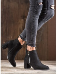 Klasikiniai juodi elegantiški batai - 7-X8181B/B