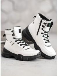 Balti madingi batai su pašiltinimu - AB605W