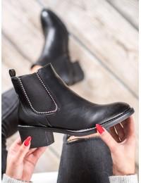 Juodi elegantiški batai - S1754B