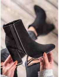 Zomšiniai elegantiški batai - M378B