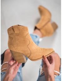 Aukštos kokybės kaubojiško stiliaus batai - A5602C