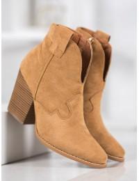 Aukštos kokybės kaubojiško stiliaus batai - A5607C