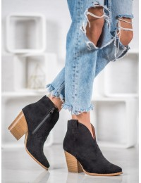 Aukštos kokybės kaubojiško stiliaus batai - A5607B