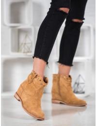 Aukštos kokybės stilingi zomšiniai batai - A3710C