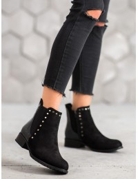 Juodos spalvos stilingi batai - L9423B