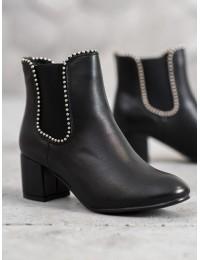 Elegantiški juodi batai - KL-615B