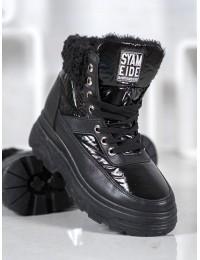 Madingi batai su platforma  - JL801B