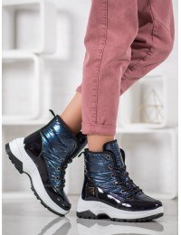 Sportinio stiliaus šilti batai su platforma - BL176N