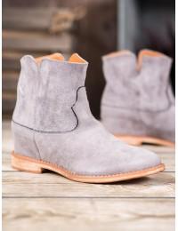 Aukštos kokybės stilingi zomšiniai batai\n - A3708G