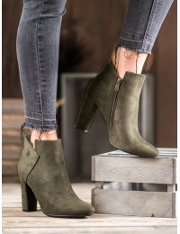 Samanų spalvos aukštos kokybės batai - HX20-16103KH