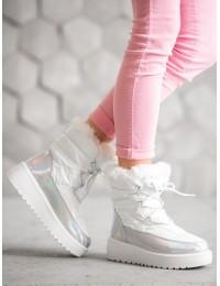 Šilti lengvi žieminiai batai - BK912W