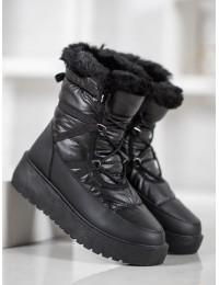 Šilti lengvi žieminiai batai - BK912B