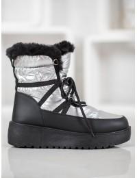 Šilti lengvi žieminiai batai - BK912S