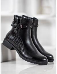 Klasikinio stiliaus juodi batai - A8120/B-B