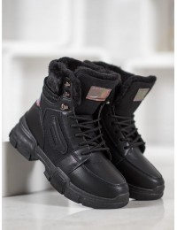 Sportinio stiliaus madingi batai su pašiltinimu - J45B