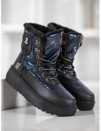 Madingi laisvalaikio stiliaus žieminiai batai - HY101BL