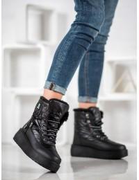 Madingi laisvalaikio stiliaus žieminiai batai - HY101B