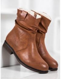 Rudi stilingi odiniai batai - 1132C